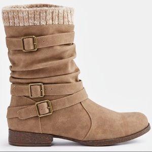 ShoeDazzle Nafise Bootie